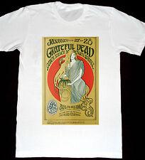 Grateful Dead Tshirt 15 Shirt Quicksilver Messenger Service Concert Poster