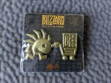 Blizzard Collectible Gold Pin Series 4 Murloc Blizzcon 2017 NEW WOW Murky