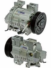 New GENUINE OEM Valeo AC A/C Compressor Fits: 2007 - 2012 Nissan Altima L4 2.5L