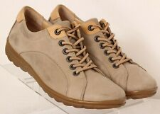 Hartjes XS 614626 Taupe Casual Lace Up Oxford Sneakers Women's US 6.5 UK 4.5