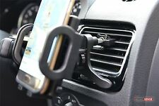In Auto Telefono GPS HOLDER AIR VENT Clip Mount Cradle UNIVERSALE IPHONE SAMSUNG