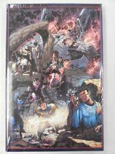 2012 Idw Star Trek / Legion Of Super-Heroes Hc Direct Edition Sealed Nm/Unread
