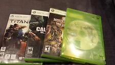 Call of Duty Black Ops, Mortal Combat, Assassin's Creed 3, Titanfall