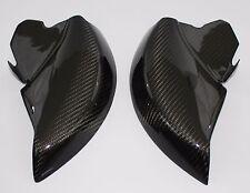 Suzuki TL1000R 1998-2003 Brake Disc Covers - 100% Carbon Fiber