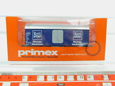AU541-0,5# Primex/Märklin H0/AC 4592 Goods Refrigerator wagon Ritter Sport DB,W+
