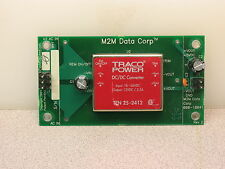 Tracopower Ten 25-2412 Isolated 25W Dc-Dc Converter 18-36 Vin, 12V 2.5A Vout
