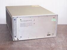 AGILENT HP 35650A DYNAMIQUE SIGNAL ANALYZER opt. Mes 003/80 w/card *st A360