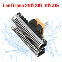 Shaver Cutter Blades Replacement for Braun 3&5 Series 30B 31B 51B 51S 5643  ❀