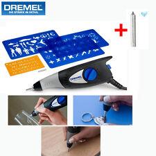 DREMEL Engraver Gravierer Gravurgerät Gravierwerkzeug für Glas, Holz, Metall