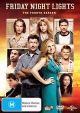 Friday Night Lights : Season 4 (DVD, 2012, 4-Disc Set)
