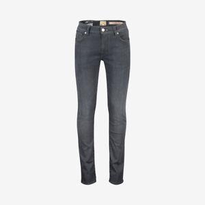 Tramarossa Leonardo Slim Fit Super-Stretch Jeans - Grey