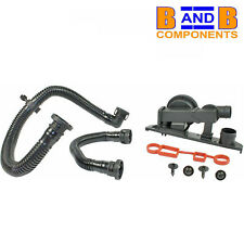 VW GOLF MK5 AUDI A3 S3 2.0 TFSI ENGINE BREATHER PCV VALVE HOSE PIPE KIT A1314