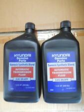 QTY 2 Quarts NEW OEM Hyundai Genesis Synthetic Blend ATF 00232-19000 SHIPS TODAY