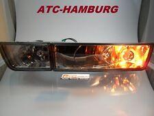 Frontblinker VW Golf 3 Black / Schwarz-Chrom + Nebelscheinwerfer europaw.zugel