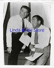Oscar Hammerstein & Ed Sullivan Promotional Photograph Holding Paper & Pencil
