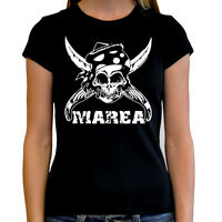 Camiseta chica mujer MAREA t shirt hard rock urban women girl different sizes