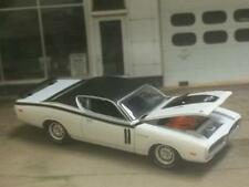 1971 71 Dodge Charger R/T 440 V8 Muscle Car 1/64 Scale Limited Edition Q18