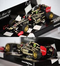 Minichamps F1 Lotus Renault Shocar 2012 R. Grosjean 1/43 410120080
