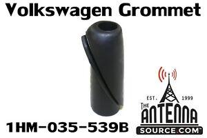Antenna Grommet for Volkswagen Cabrio, Golf, Jetta (93-02) - Part # 1HM-035-539B