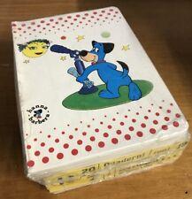 Quaderni Vintage 15x21 Rig.4mm Hanna & Barbera 20pz Assortiti