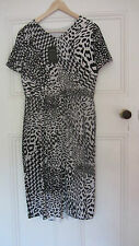 Jaeger Silk Animal Print Dresses for Women