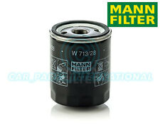 Mann Hummel OE Quality Replacement Engine Oil Filter W 713/28