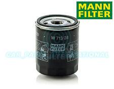 MANN HUMMEL OE Qualität Ersatzteil Motoröl Filter 713/28
