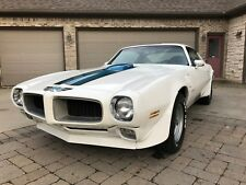 1972 Pontiac Trans Am Blue