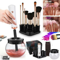 Automatic Electric Makeup Brush Cleaner Dryer,Electric Cosmetic Makeup Brushes