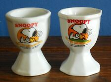 Two Good Morning – Snoopy - Ceramic egg cups – Official Peanuts.