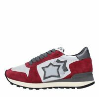 AF013_ATLA Scarpe Sneakers ATLANTIC STARS donna Multicolore