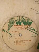 Ranking Joe – Saturday Night Jamdown Style - Vinyl LP 1980