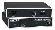 Patton SmartNode SN4112/JO/EUI VoIP Gateway Analogico 2 Porte FXO