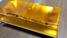 Star mini LED lightbar amber