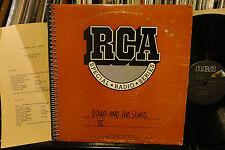 DOUG & THE SLUGS RCA Special Radio Series RADIO SHOW NM