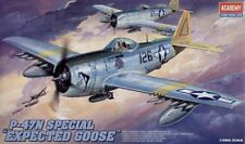 ACADEMY 1:48 AEREO P-47N SPECIAL EXPECTED GOOSE 2206