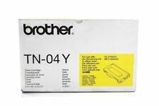 Brother TN04Y Original Toner gelb