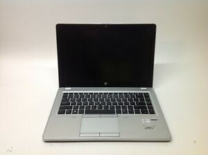 "HP FOLIO 9470m  Laptop 14""i5-3437U@1.90GHz 8GBRAM 256GBSSD mSATA Win10"