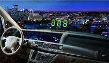 Auto-GPS HUD Head-Up Display Tacho Anzeige Speed Warning Speedometer Tachometer