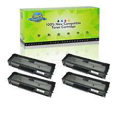 4PK MLT-D101S Toner Cartridge For Samsung ML-2165W SCX-3400FW 3405FW 3406HW 3401