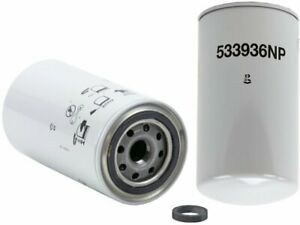 For 2010-2014 Blue Bird Vision School Bus Fuel Filter Secondary WIX 13789GB 2011