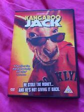 Kangaroo Jack- 2003 Jerry O'Connell/Christopher Walken comedy (Region 2 PAL DVD)