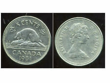 CANADA 5 cents  1981  ( bis )