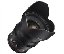 Samyang 24mm T1.5 ED AS IF UMC VDSLR Mk.2 Cine Lens Canon EF Mount- Open Box