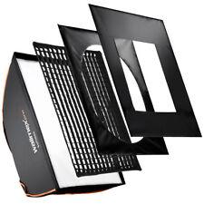 walimex pro Softbox PLUS Orange Line 75x150cm Visatec