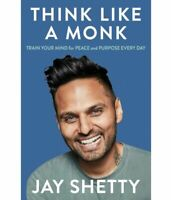 Think Like a Monk by Jay Shetty (English, Paperback) Brand New Book