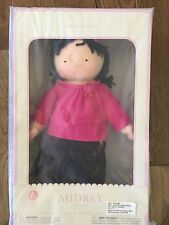 """NEW Pottery Barn Kids PBK 16"""" Doll Audrey Doll Clothes"""