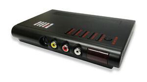 RF Coax Composite Video To VGA Converter Switcher - TV Tuner For NTSC PAL