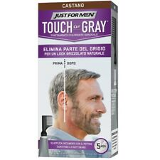 Just for Men Touch of Gray Castano