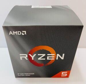AMD Ryzen 5 3600X 6-Core 12-Thread AM4 socket CPU Processor